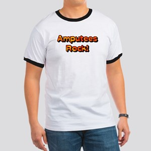 Amputees Rock! Ringer T