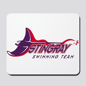 Stingray Swim Team Mousepad