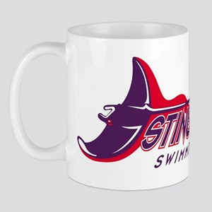 Stingray Swim Team Mug