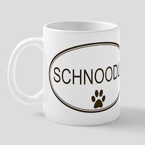 Oval Schnoodle Mug