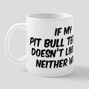 If my Pit Bull Terrier Mug