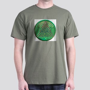 Labyrinth for Recovery Dark T-Shirt