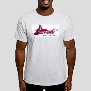 Stingray - Follow Me Ash Grey T-Shirt