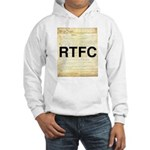 Read The Fine Constitution Hooded Sweatshirt