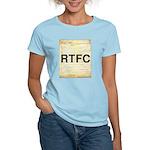 Read The Fine Constitution Women's Light T-Shirt