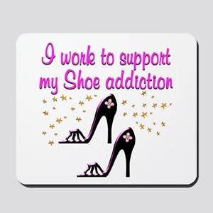 GLAMOUR SHOES Mousepad