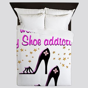 GLAMOUR SHOES Queen Duvet