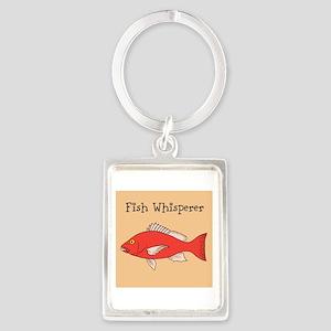 FISH WHISPERER Keychains