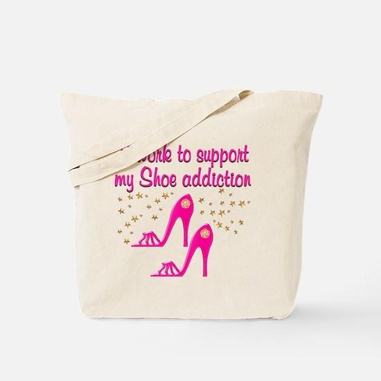 SHOE CHICK Tote Bag