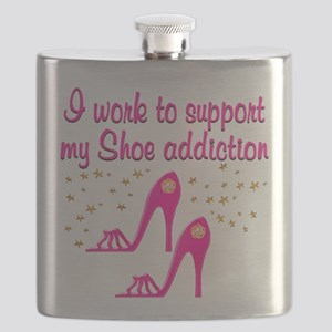 SHOE CHICK Flask