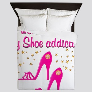 SHOE CHICK Queen Duvet