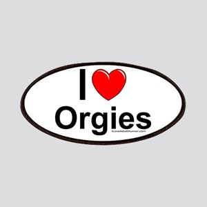 Orgies Patches