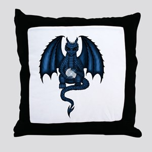Magic Dragon Throw Pillow