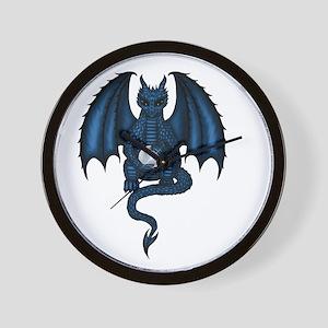 Magic Dragon Wall Clock