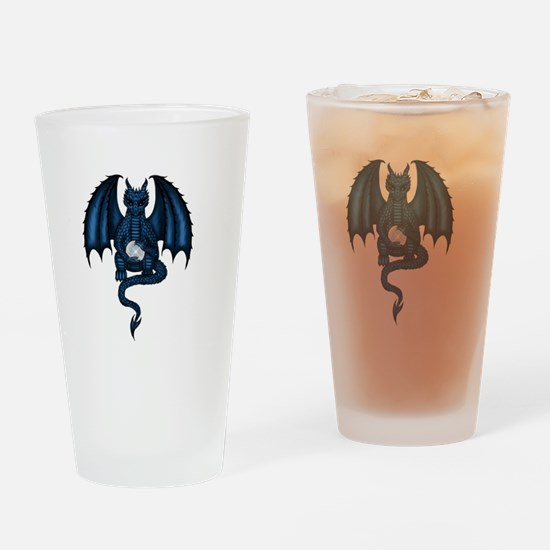 Magic Dragon Drinking Glass
