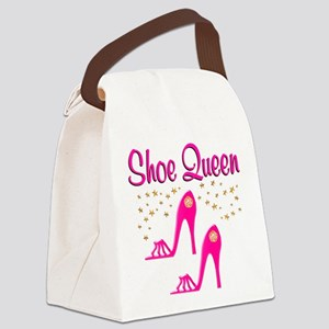 PRETTY SHOES Canvas Lunch Bag
