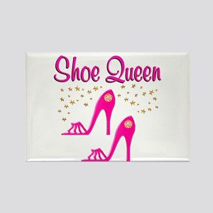 PRETTY SHOES Rectangle Magnet