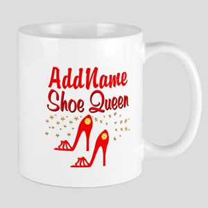 WILD RED SHOES Mug