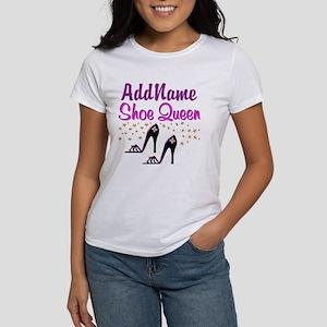FUN PURPLE SHOES Women's T-Shirt