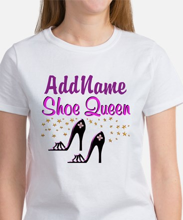 FUN PURPLE SHOES Women's T-Shirt