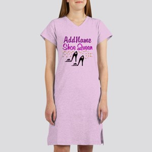 FUN PURPLE SHOES Women's Nightshirt