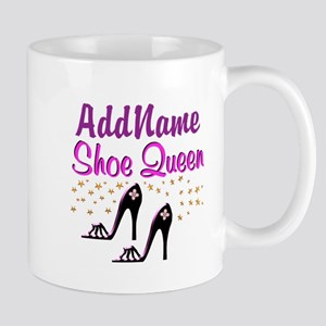 FUN PURPLE SHOES Mug