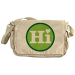Heart Hawaii Hi Mint Messenger Bag