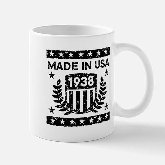 Made In USA 1938 Mug