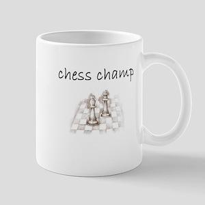 chess champ Mug