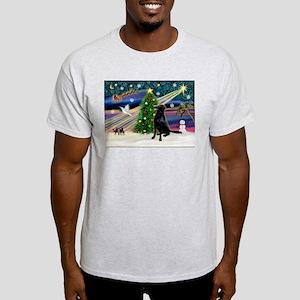 Xmas Magic & FCR Ash Grey T-Shirt