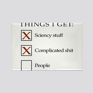 Things I get - people are not one of them Rectangl