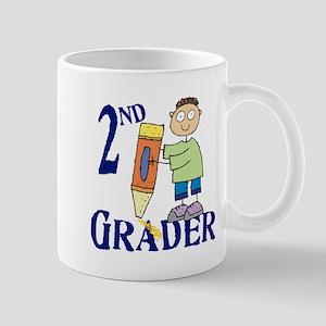 2nd Grade Boy Mug