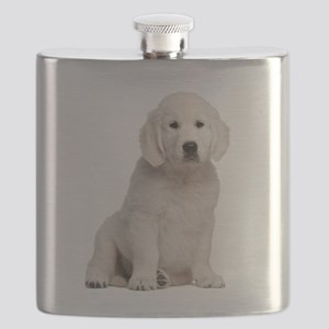 Golden Retriever Flask