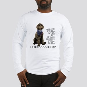 Labradoodle Dad Long Sleeve T-Shirt