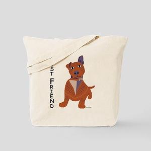 Loki the Dog Tote Bag