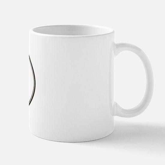 Oval Pomchi Mug
