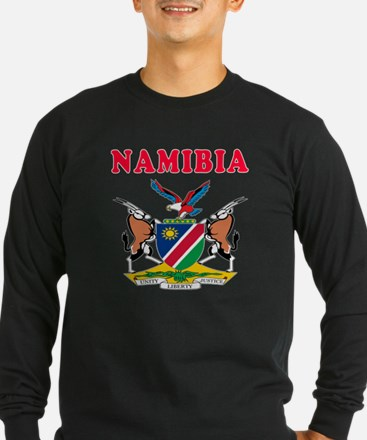 Namibia Coat Of Arms Designs T