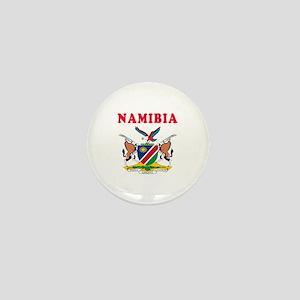 Namibia Coat Of Arms Designs Mini Button