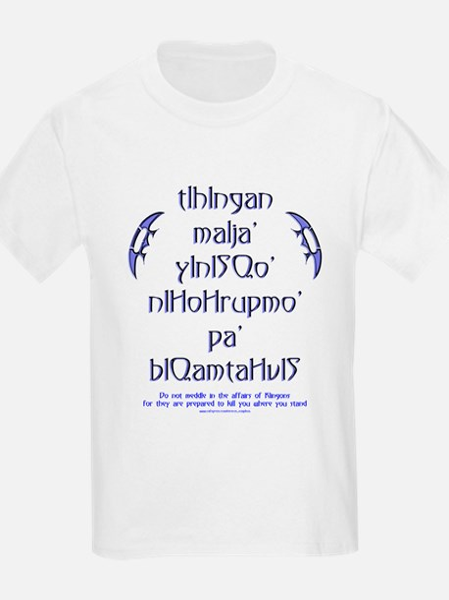 Affairs of Klingons T-Shirt