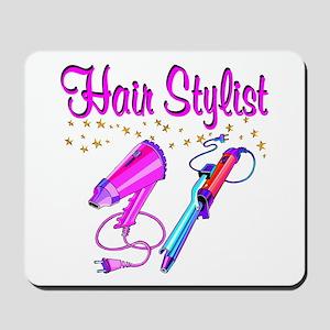 HAIR STYLIST Mousepad