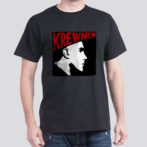Krewhead 1 Logo T-Shirt with Backprin T-Shirt