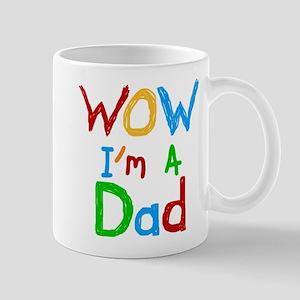 WOW I'm a Dad Mug