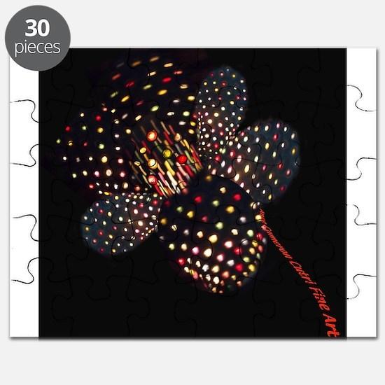 Light Flower Puzzle