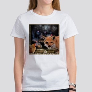 Holder Is A Fox In The US Hen House. T-Shirt