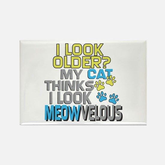 Funny Birthday - Cat Rectangle Magnet