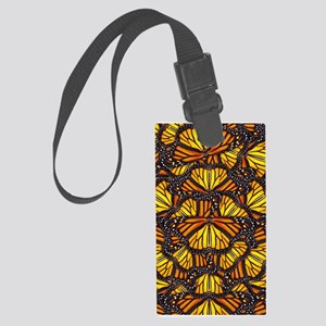 Effie's Butterflies Large Luggage Tag