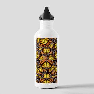 Effie's Butterflies Stainless Water Bottle 1.0L