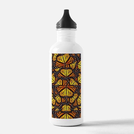 Effie's Butterflies Sports Water Bottle