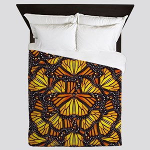 Effie's Butterflies Queen Duvet
