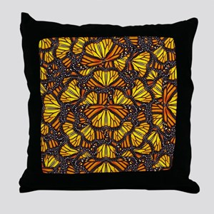 Effie's Butterflies Throw Pillow